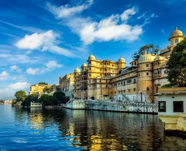Lake Pichola, Udaipur, Rajasthan, India