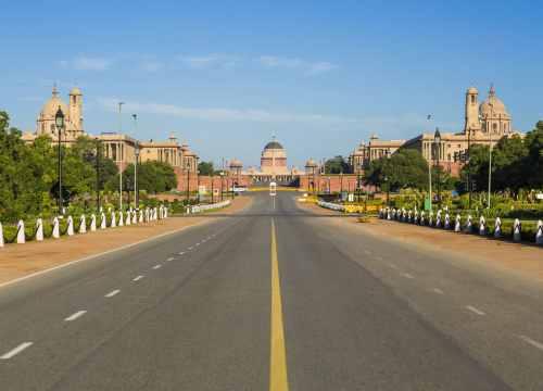 Rajpath, New Delhi, India