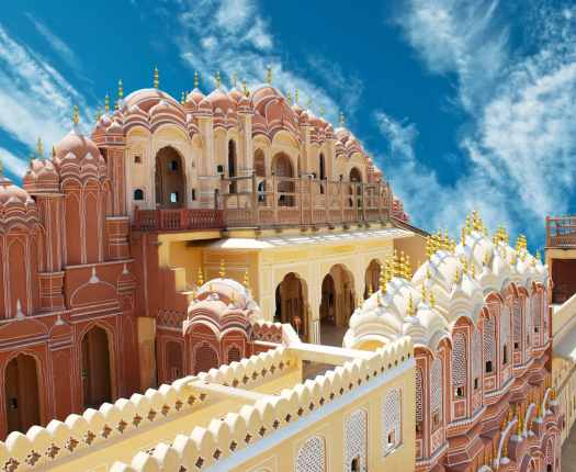Hawa Mahal. Jaipiur, India