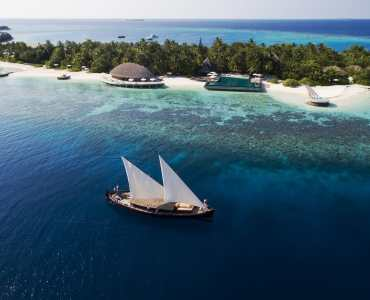 Luxury Private Dhoni Tour Maldives