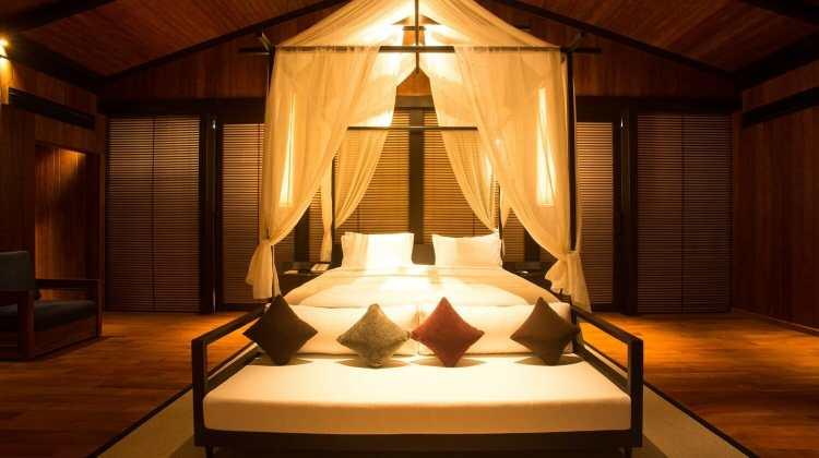 Villa at Taj Exotica and Spa Andaman Islands Havelock Luxury Hotel