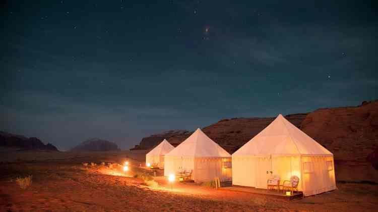 Bespoke Hideaways Discovery Bedu Camp