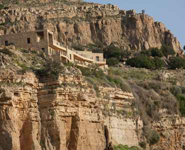 Dana Guest House - Wadi-Dana-Trail-to-Feynan - Walking Holiday in Jordan