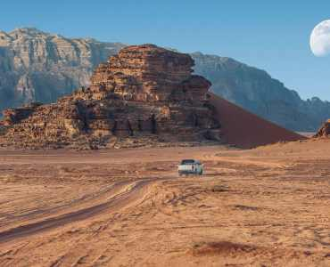 Luxury Family Holiday to Jordan with Millis Potter - Wadi Rum