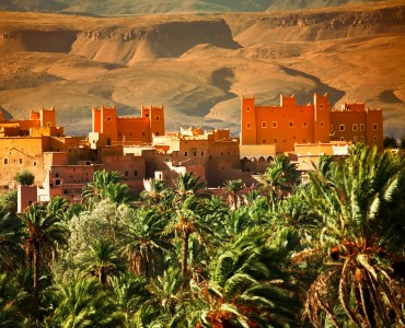 Kasbah - Draa Valley - Luxury Morocco Tours with Millis Potter Travel