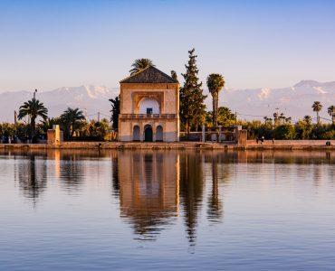 Menara Gardens - Luxury Morocco Holidays and Tours with Millis Potter