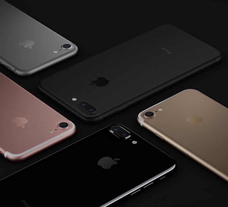 iPhone7 デザイン
