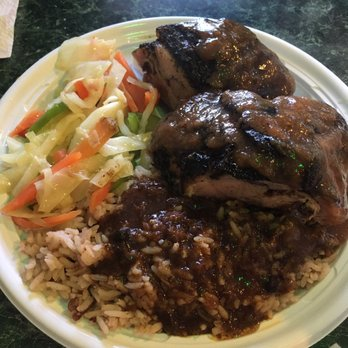 Jamaican Me Crazy (Jamaician) - 766 Main St.