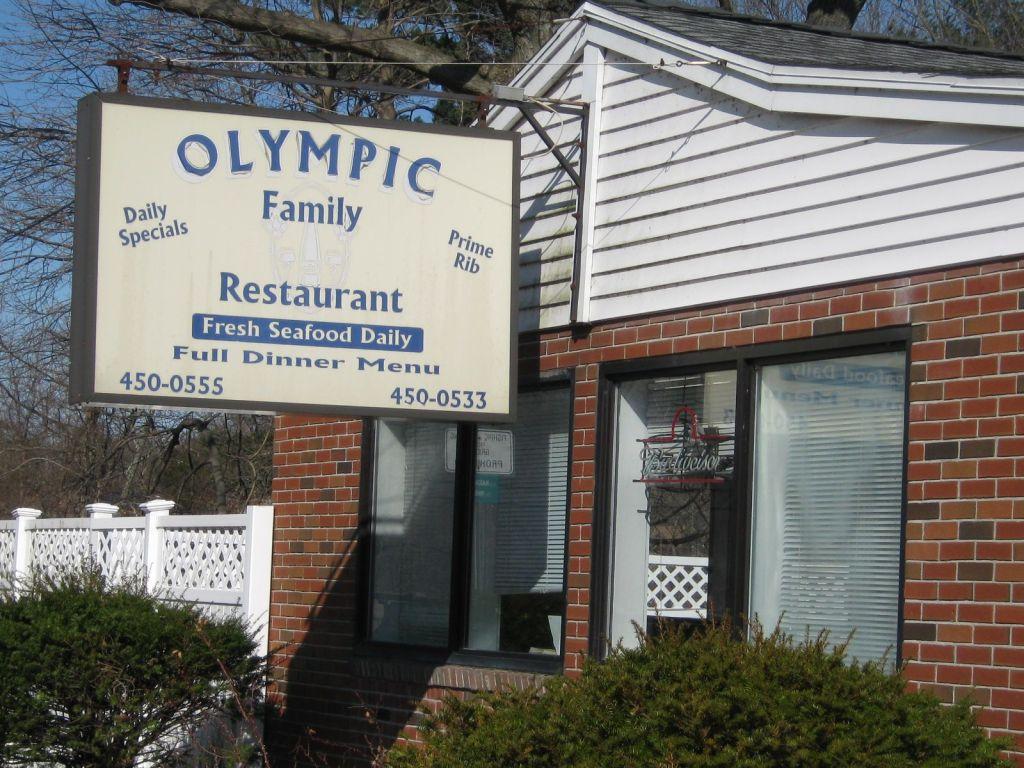 Olympic (American) - 58 Boston Post Rd.