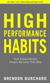 best business books - high performance habits