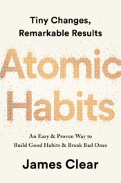 best business books - atomic habits