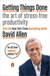 best business books - getting things done