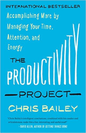 best business books - the productivity project