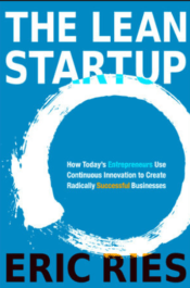 best business books - the lean startup