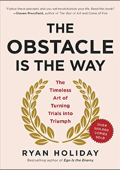 best business books - the obstacle is the way