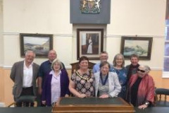 May 2019 Millom Town Councillors