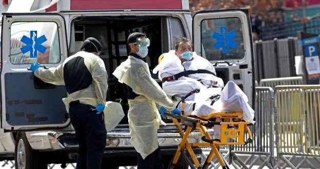 Nueva York reporta nuevo récord de muertes por COVID-19
