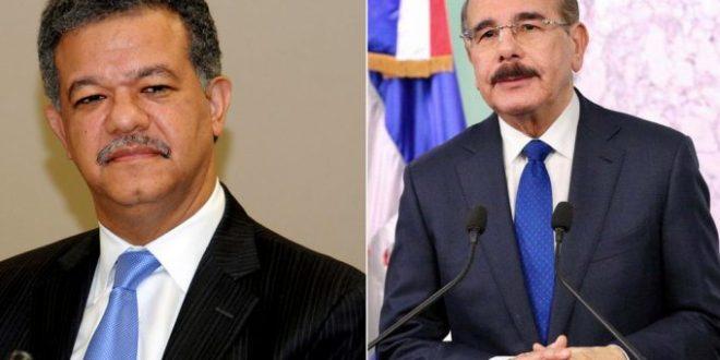 Leonel y Danilo  cómo hacen oposición?