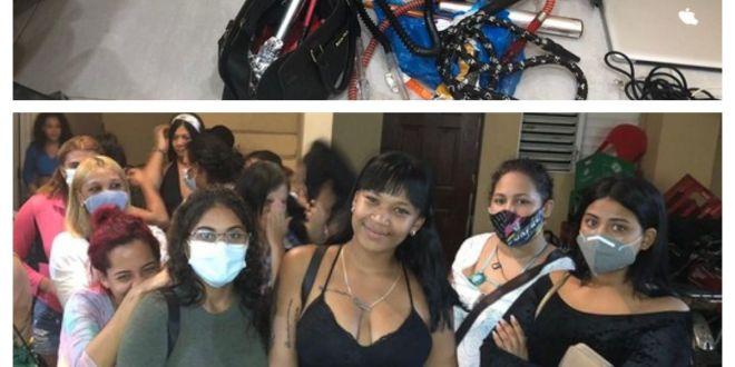 Ministerio Público interrumpe fiesta clandestina en Santiago