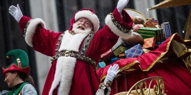 Nueva York: Santa Claus no visitará a las tiendas de Macy's este año