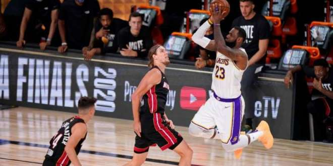 NBA: Pretemporada se llevará a cabo del 11 al 19 de diciembre