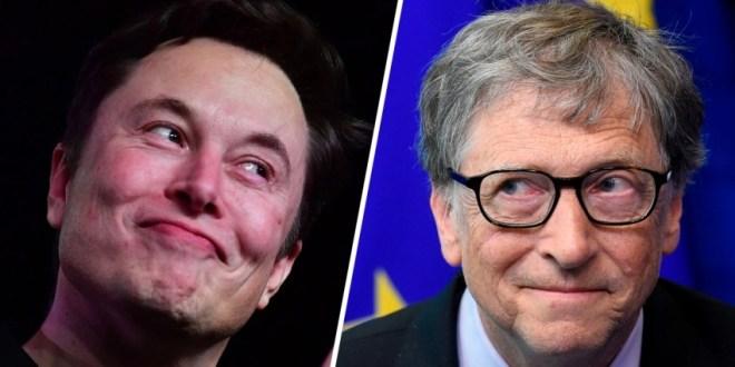 Elon Musk destrona a Bill Gates: se convierte en el segundo hombre más rico del mundo
