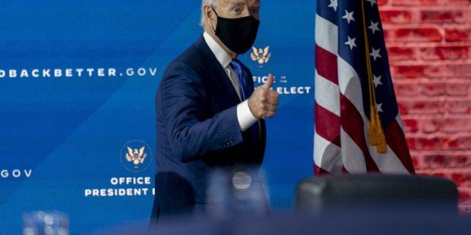 Biden pedirá uso de mascarilla en todo el país durante los primeros 100 días de gobierno