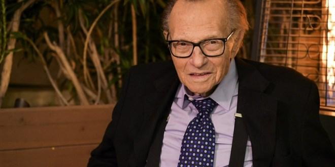 Muere el legendario presentador de televisión Larry King