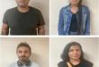 Detienen a cuatro ciudadanos Iraníes que entraron al país con pasaportes falsos