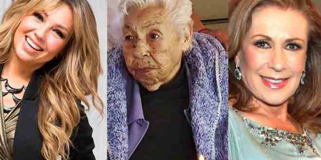 Clausuran asilo donde sufría maltrato la abuelita de Thalía y Laura Zapata