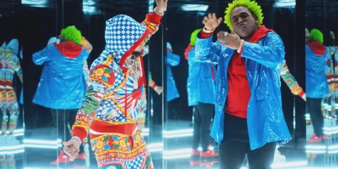 """El Alfa """"El Jefe"""" x CJ x El Cherry Scom – La Mamá de la Mamá (Video Oficial)"""