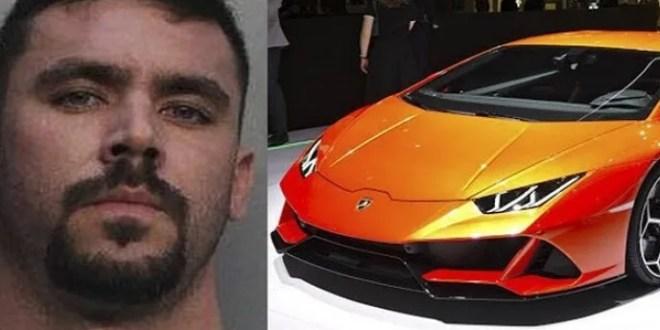 Seis años de cárcel para empresario que pagó Lamborghini con ayudas por covid