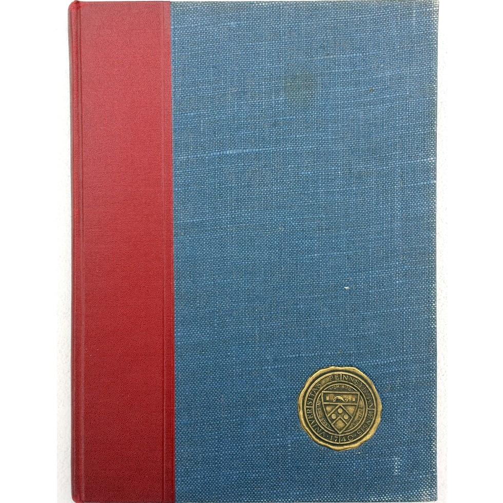 1937 - The Record - UPenn Nursing School - Thumbnail