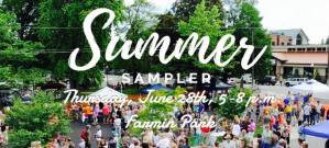 Mill Town @ The Summer Sampler @ Farmin Park | Sandpoint | Idaho | United States