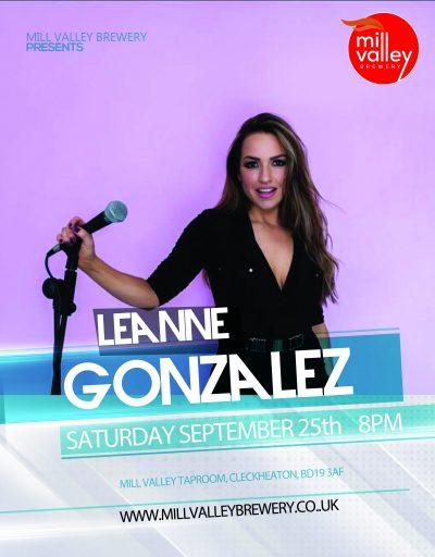 LEANNE GONZALEZ