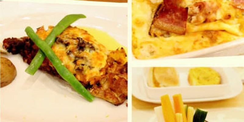 【食x台中】親子聚會。南瓜屋~魔女露露的廚房(餐點篇)