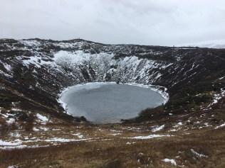 Crater Kerid