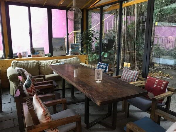 廈門國際青年旅舍用餐區