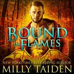 Bound in Flames Audio Cover