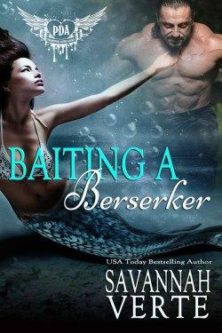 Baiting a Berserker by Savannah Verte