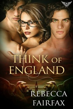 Think of England by Rebecca Fairfax