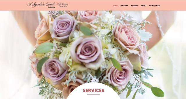 www.asigevent.com- Website Design