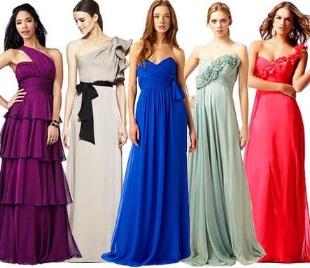 Comprar vestidos de fiesta baratos en madrid