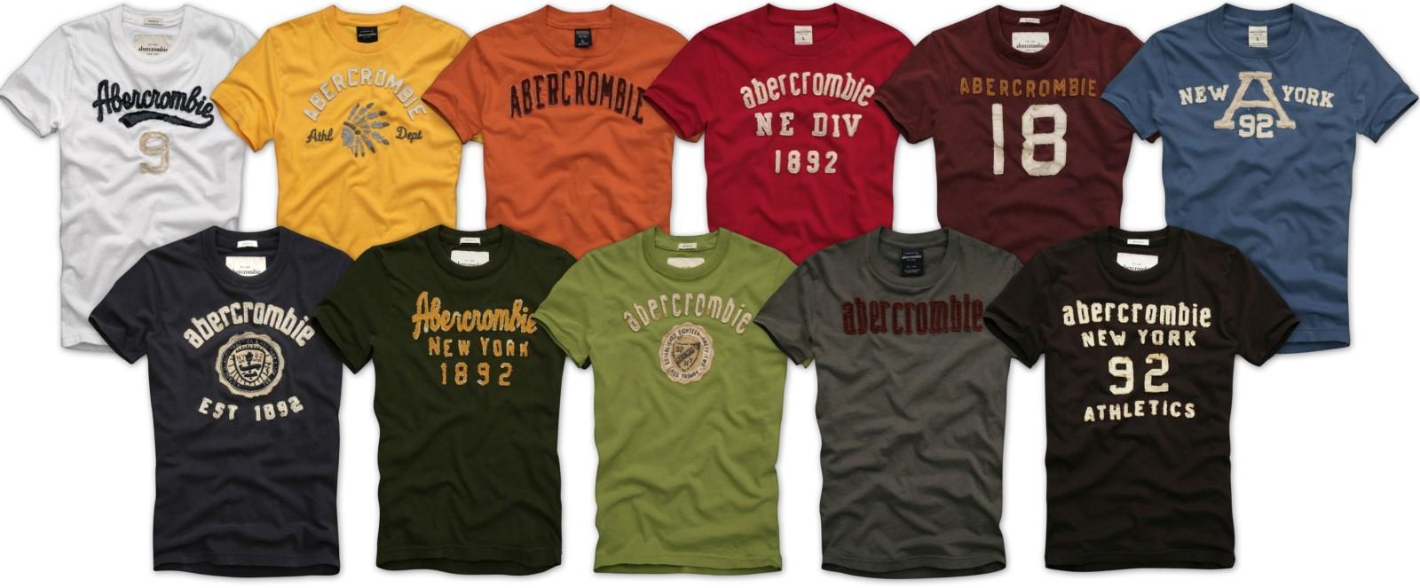 Abercrombie   Fitch Co. Ropa de Segunda Mano como nueva. Comprar camisetas  ... b817bb06b8417