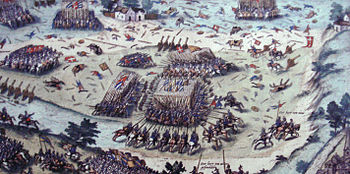 English: Battle_of_Moncontour_1569