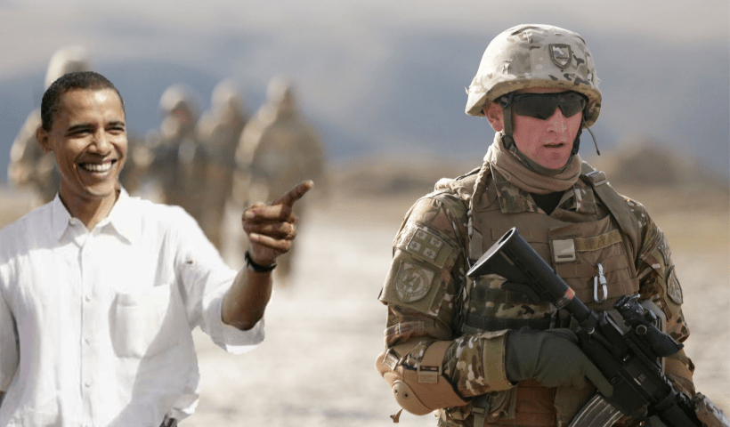 Yes, Obama did, in fact, send troops to the border wall, so did Bush
