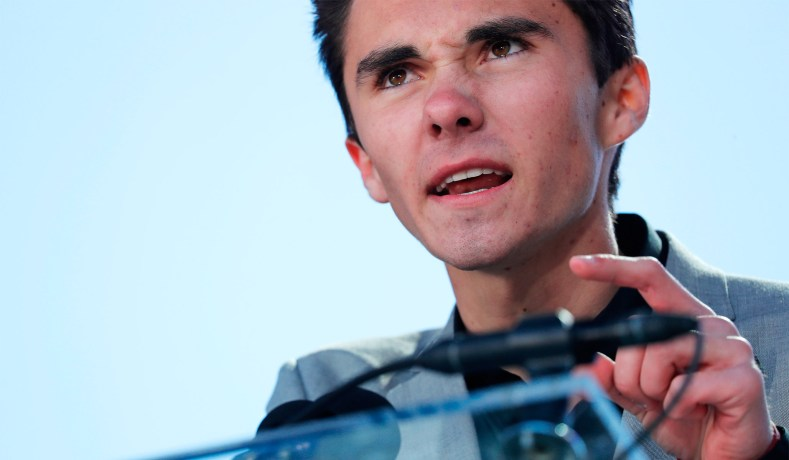 David Hogg exposed trying to extort a Florida grocery store