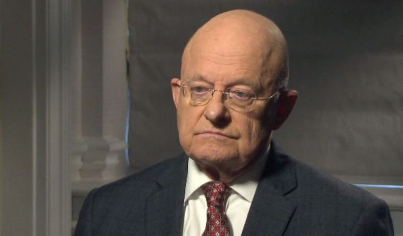 James Clapper admits FBI spied on Trump campaign