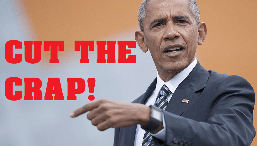 Cut the crap! Obama separated families and you all know it!