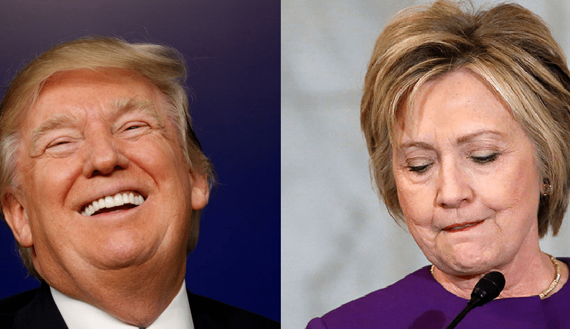 Hillary Clinton's prediction dead wrong on Trump's economic policies